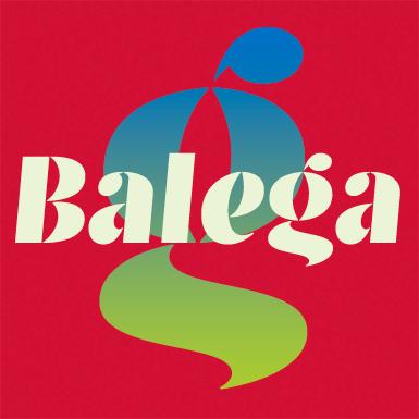 Balega font by Jürgen Weltin