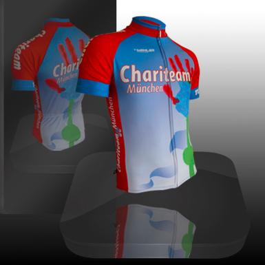 Chariteam team jersey design