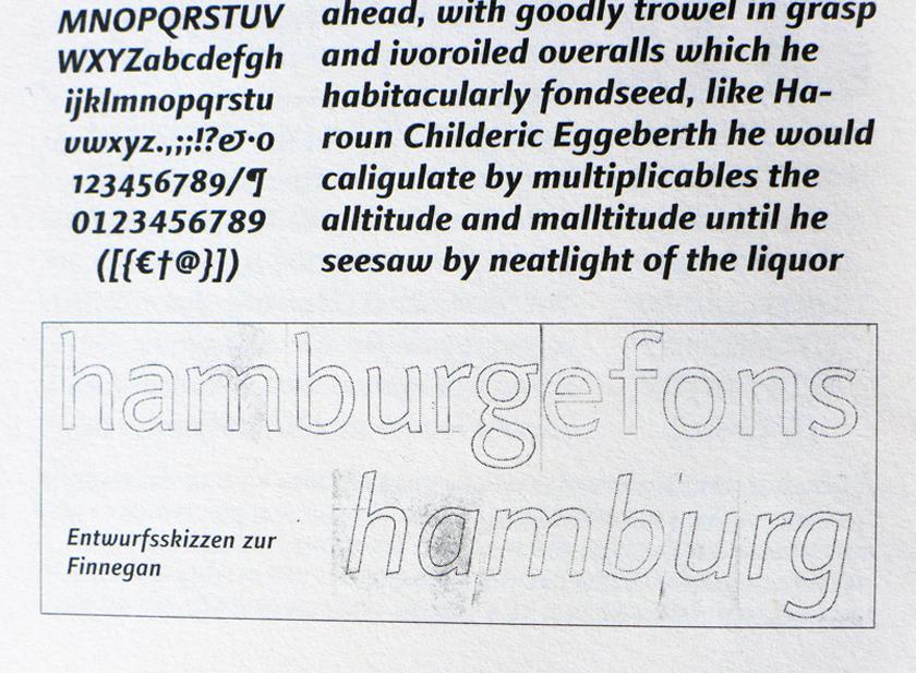 Linotype Finnegan documentary