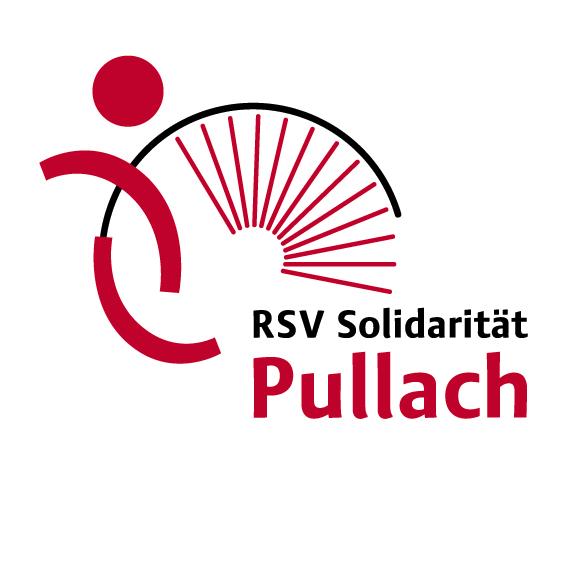 Logo für den Kunstrad- und Radball-Verein RSV Solidarität Pullach