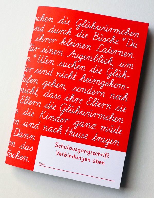 SAS 2014 Schulausgangsschrift Verbindungen üben Ute Andresen Allianz für Handschrift Achtsam schreiben Maiß-Verlag München (Maiß Bestell-Nr. 5423)