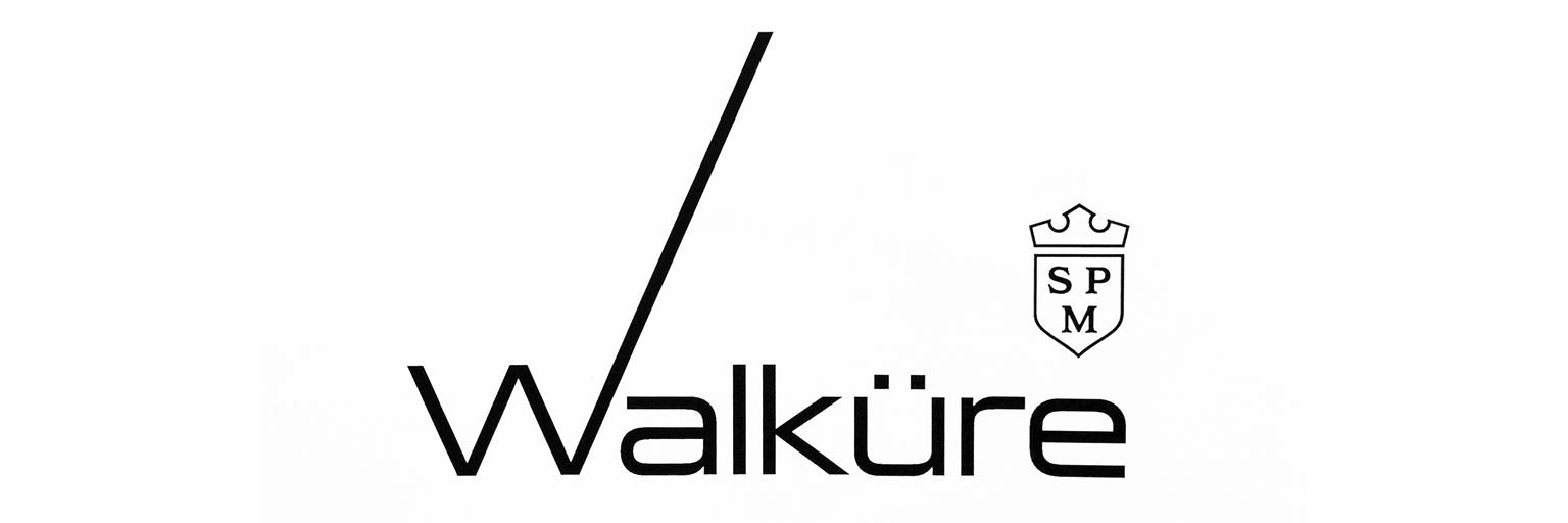 Logo Redesign für Walküre Porzellanfabrik Bayreuth