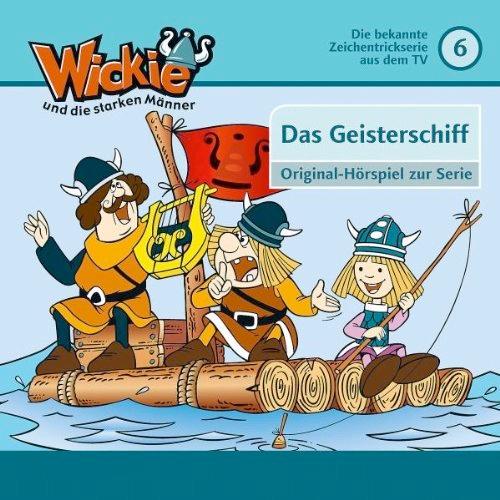 Wickie Audio CD
